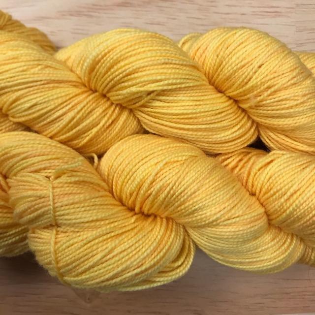 Whimsical Colors Silky Merino Light Mango Lassi