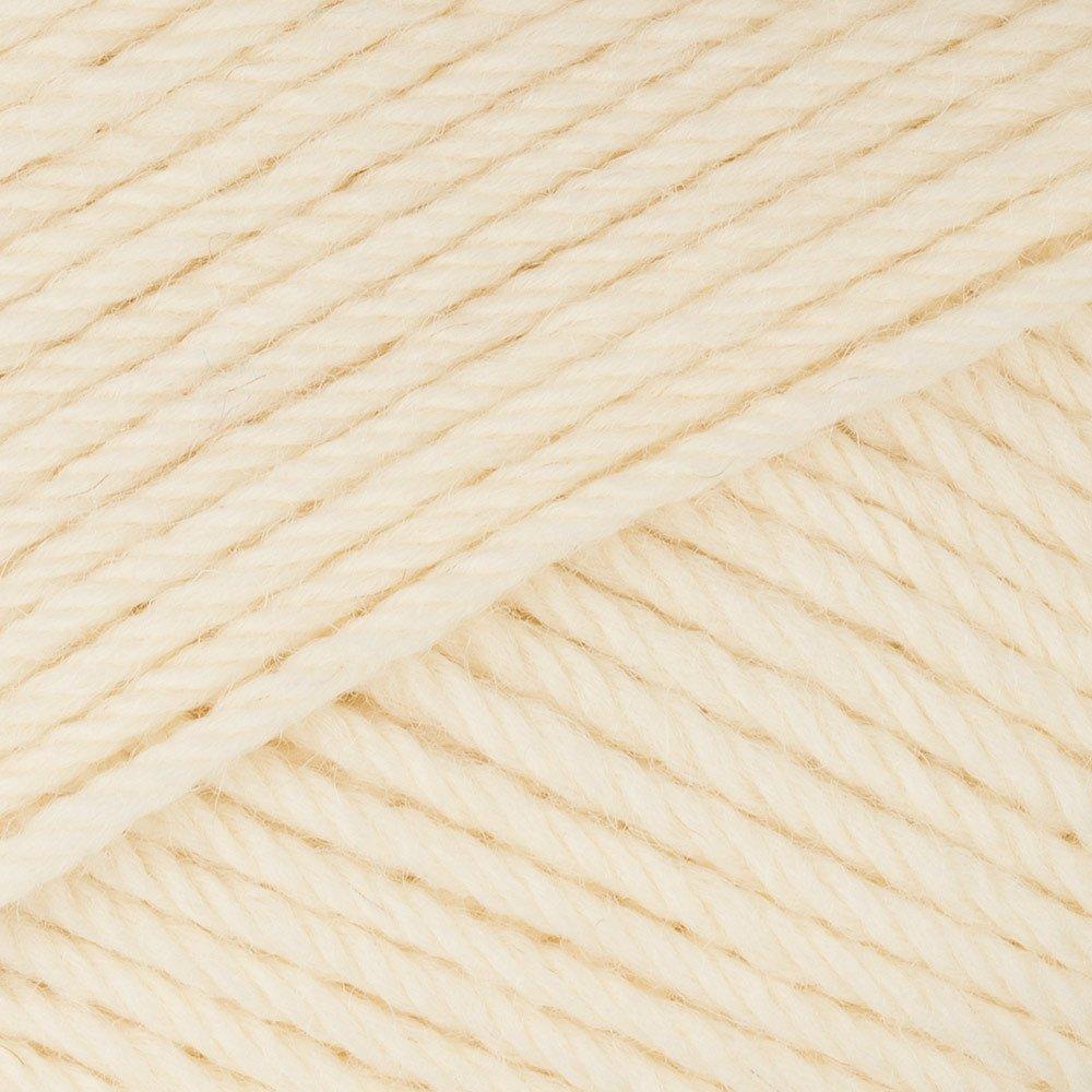 Rowan Pure Wool Superwash Worsted 102 Soft Cream