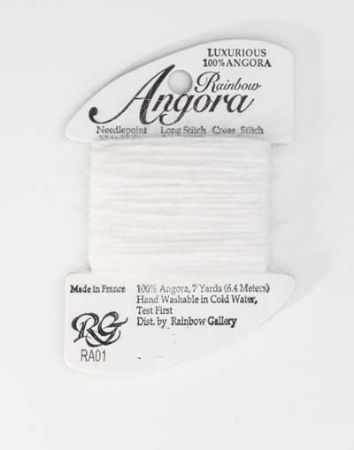 Angora RA01 White