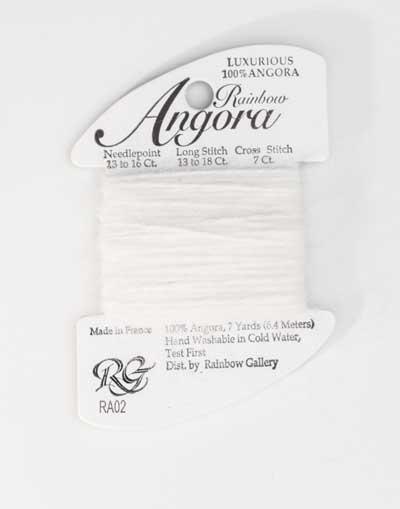 Angora RA02 Off White