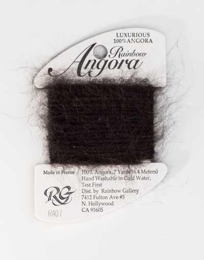 Angora RA07 Dk Brn