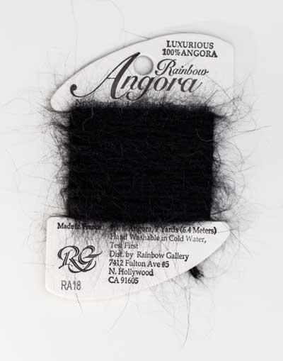 Angora RA18 Black