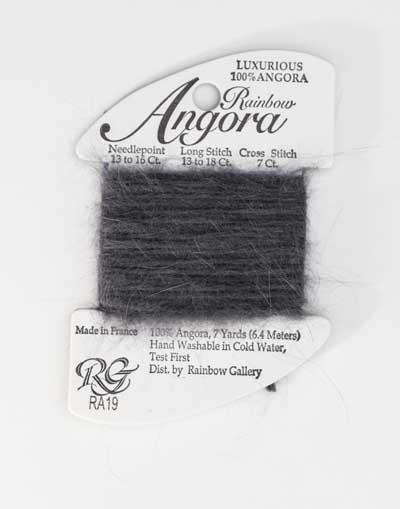 Angora RA19 Dk Gry
