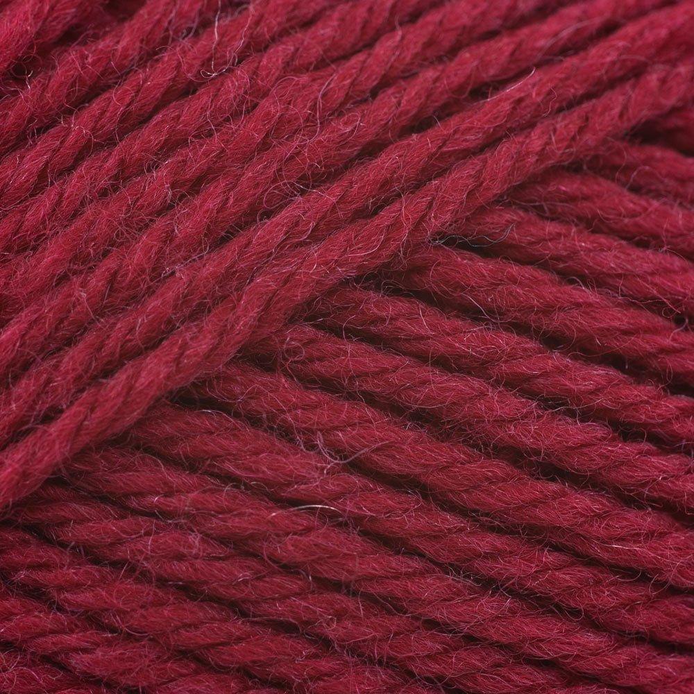 Rowan Pure Wool Superwash Worsted 124 Rich Red