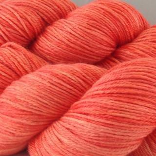 Whimsical Colors Silky Merino Light Salmon Days