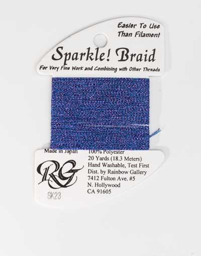 Sparkle Braid SK23 Iris