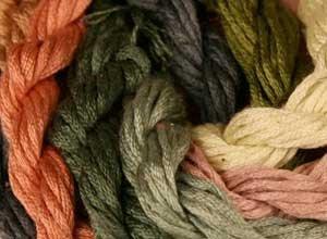 Caron Soie Cristale Threads