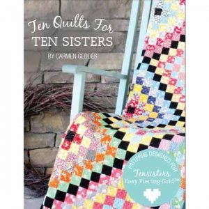 Ten Quilts for Tensisters