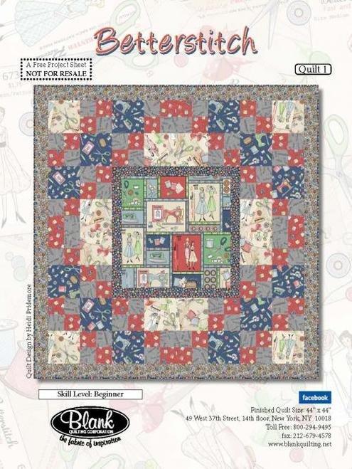 Better Stitch Quilt Kit