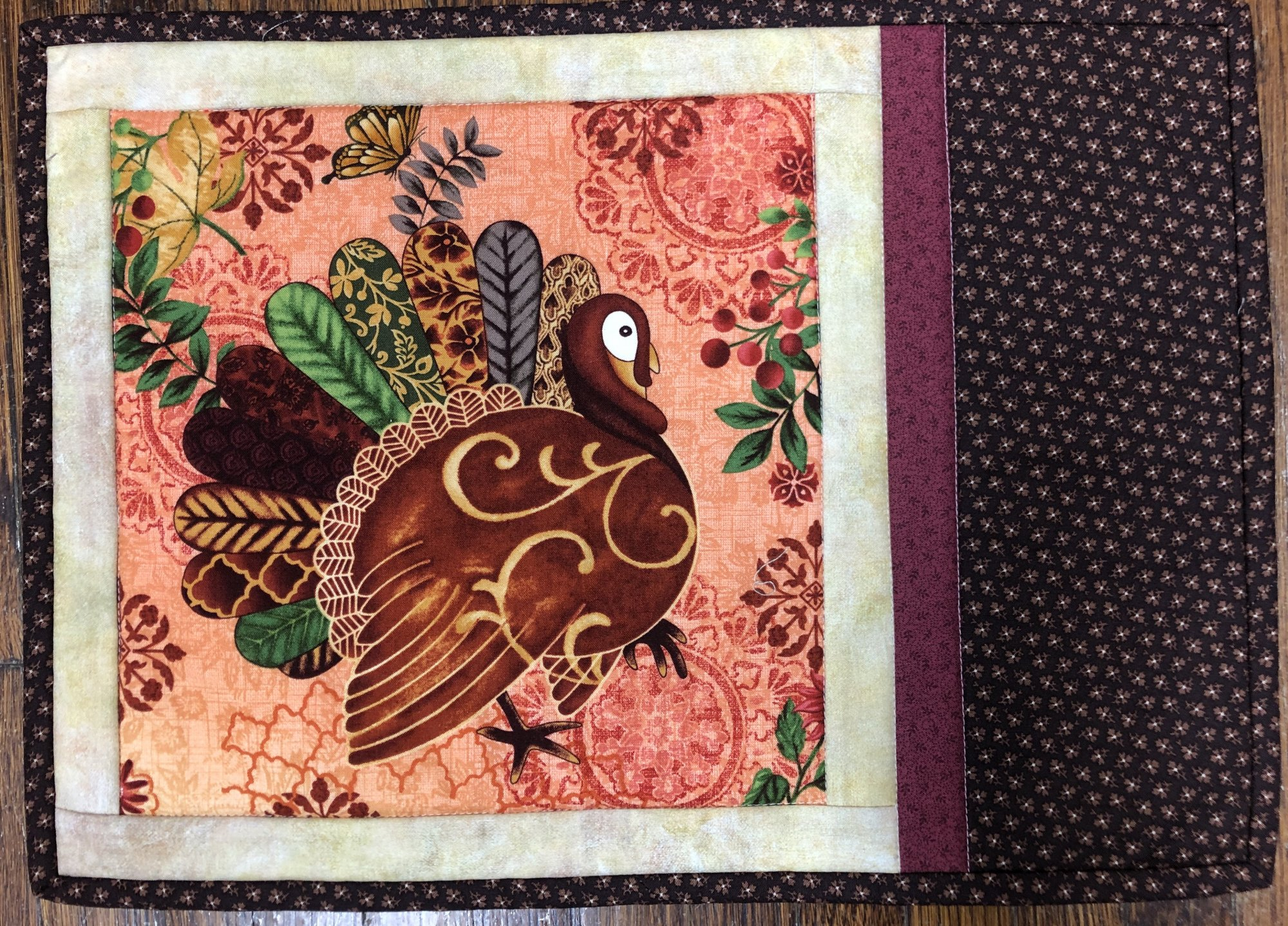 Thanksgiving Placemats (set of 6)