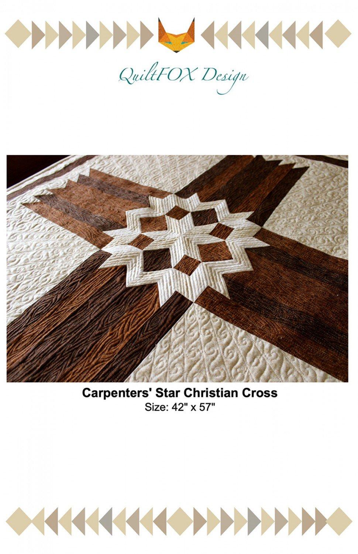 Carpenters  Star Christian Cross