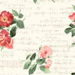 Symphony A-9217-E Roses Musical. Goes background