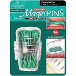 Magic Pins Patchwork Xfine 50ct