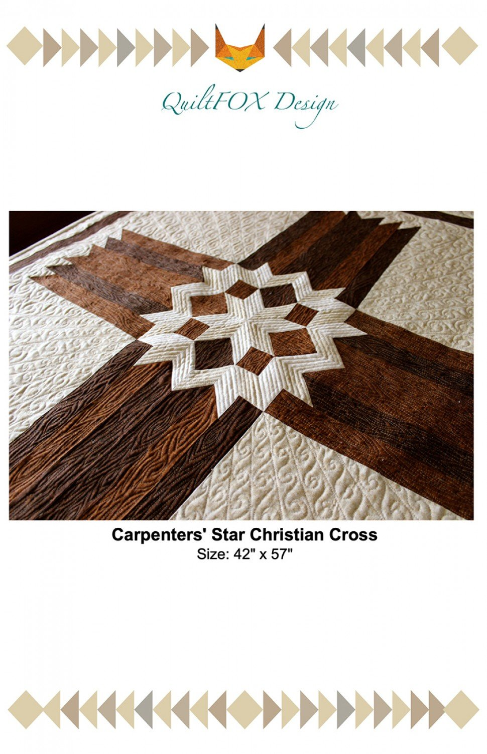 Carpenters  Star Christian Cross
