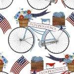 FE-American Spirit 16071 Bicycle Parade