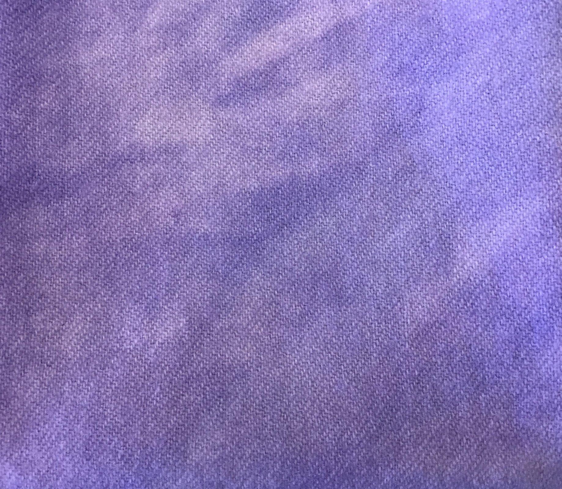 100% Wool Handyed Lavendar