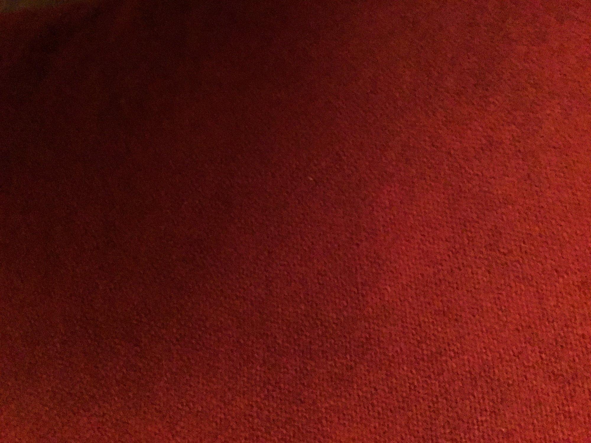 100% Wool Handyed Chili Pepper