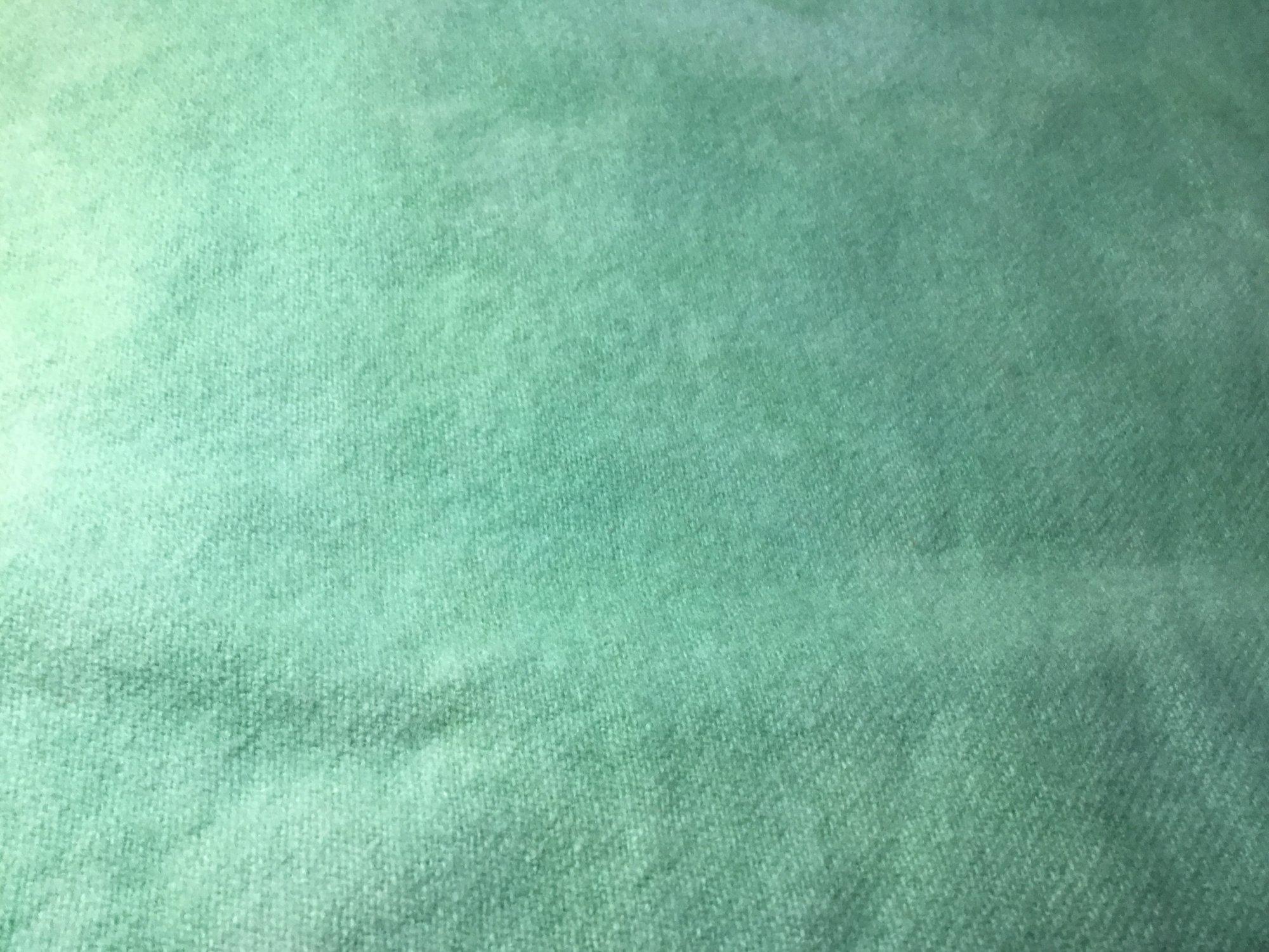 100% Wool Handyed Ocean Green