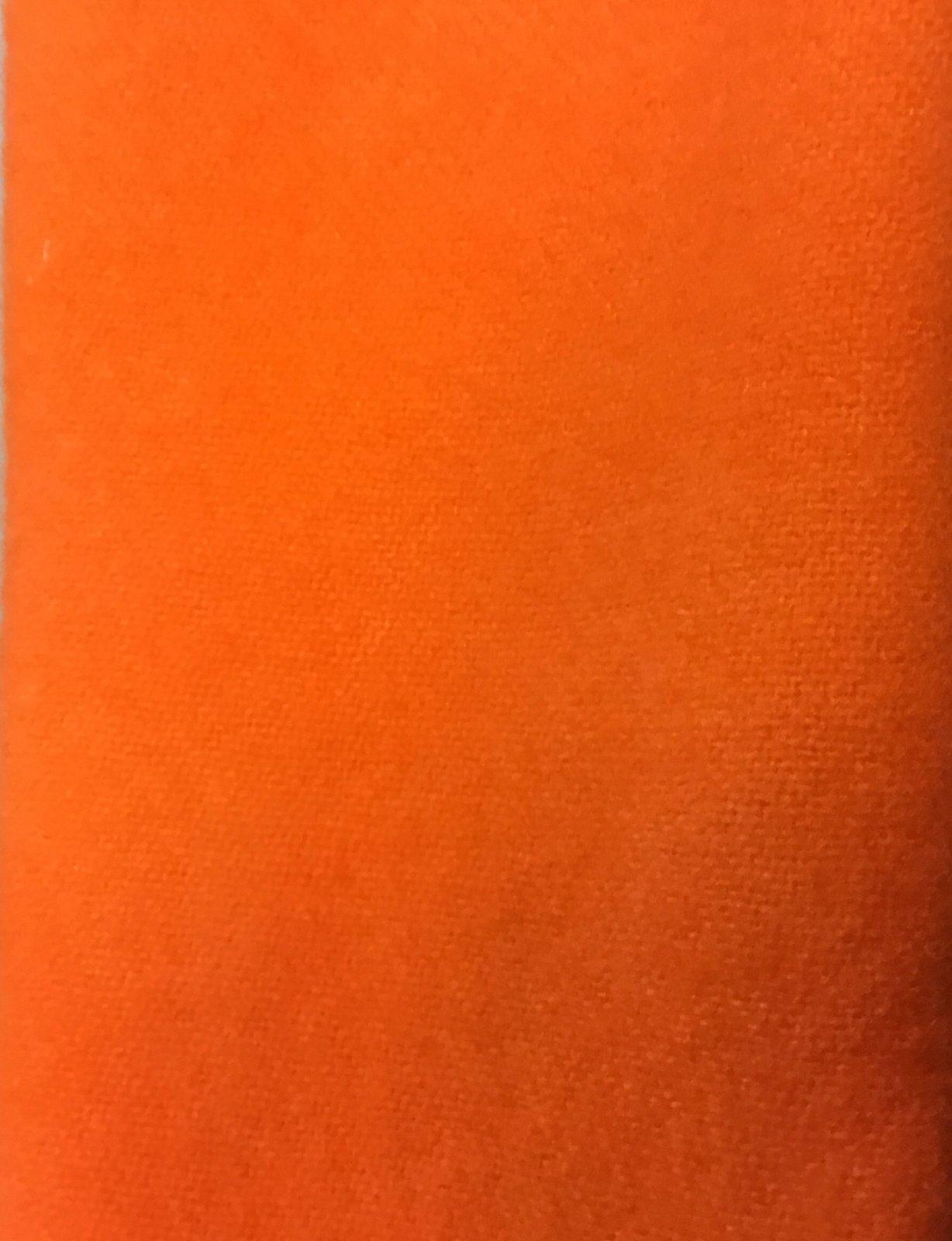 100% Wool Handyed Cantaloupe