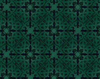 Jason Yenter medium green tile
