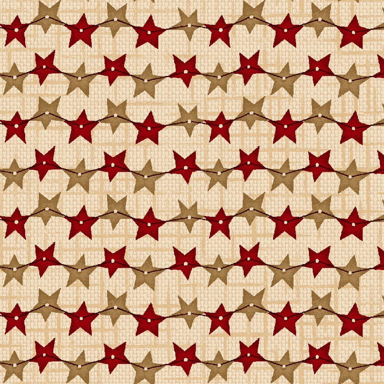 Cream Strand of Stars