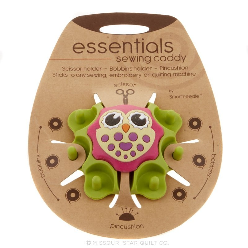 Sewing Caddy Organizer Owl