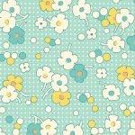 Floral Dot Mint