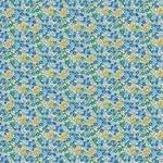 Blue Tiny Garden #98637