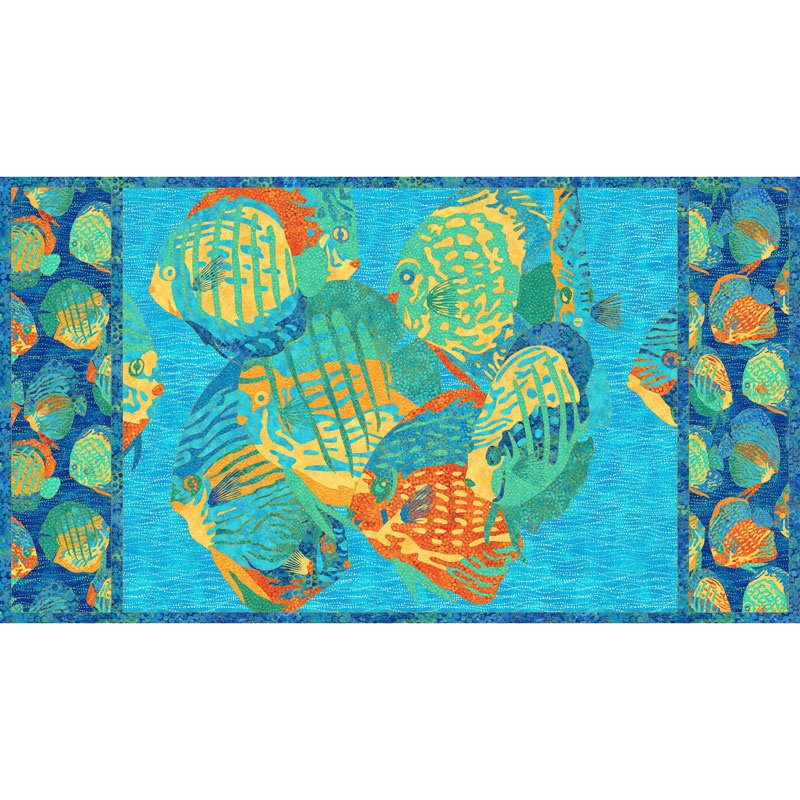 Shimmer Oasis Panel 24