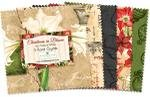 5in Squares Christmas in Bloom 42pcs