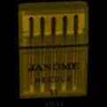 Janome Universal Needle Size 11 5/pk