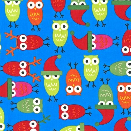 Owls in Bright