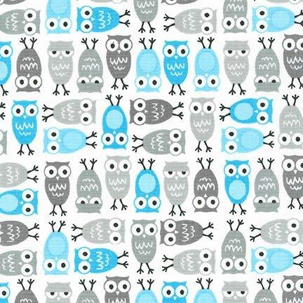 Mini Owls in Sky