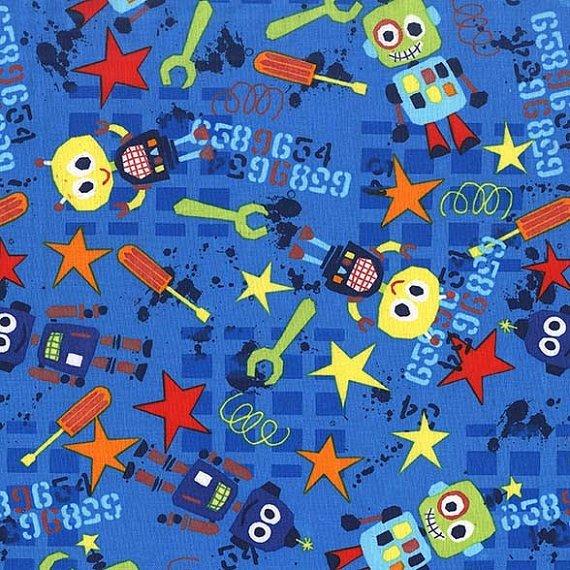 Bot Boy in Blue