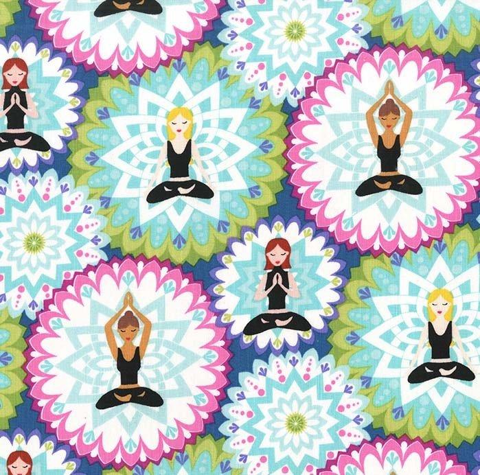 Mandala Lotus in Celestial