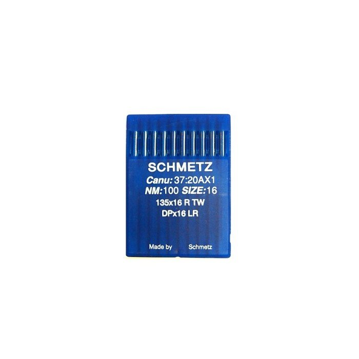 Juki Schmetz Needle Size 16- 10 pack