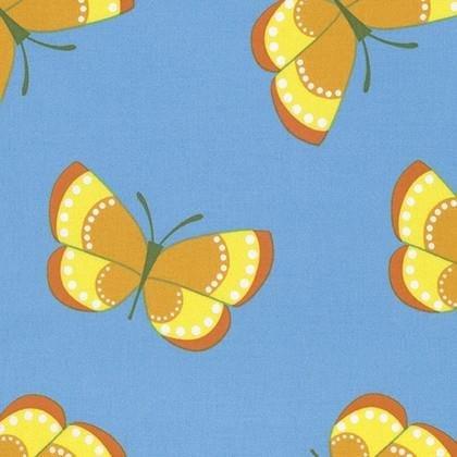 Butterflies in Yellow