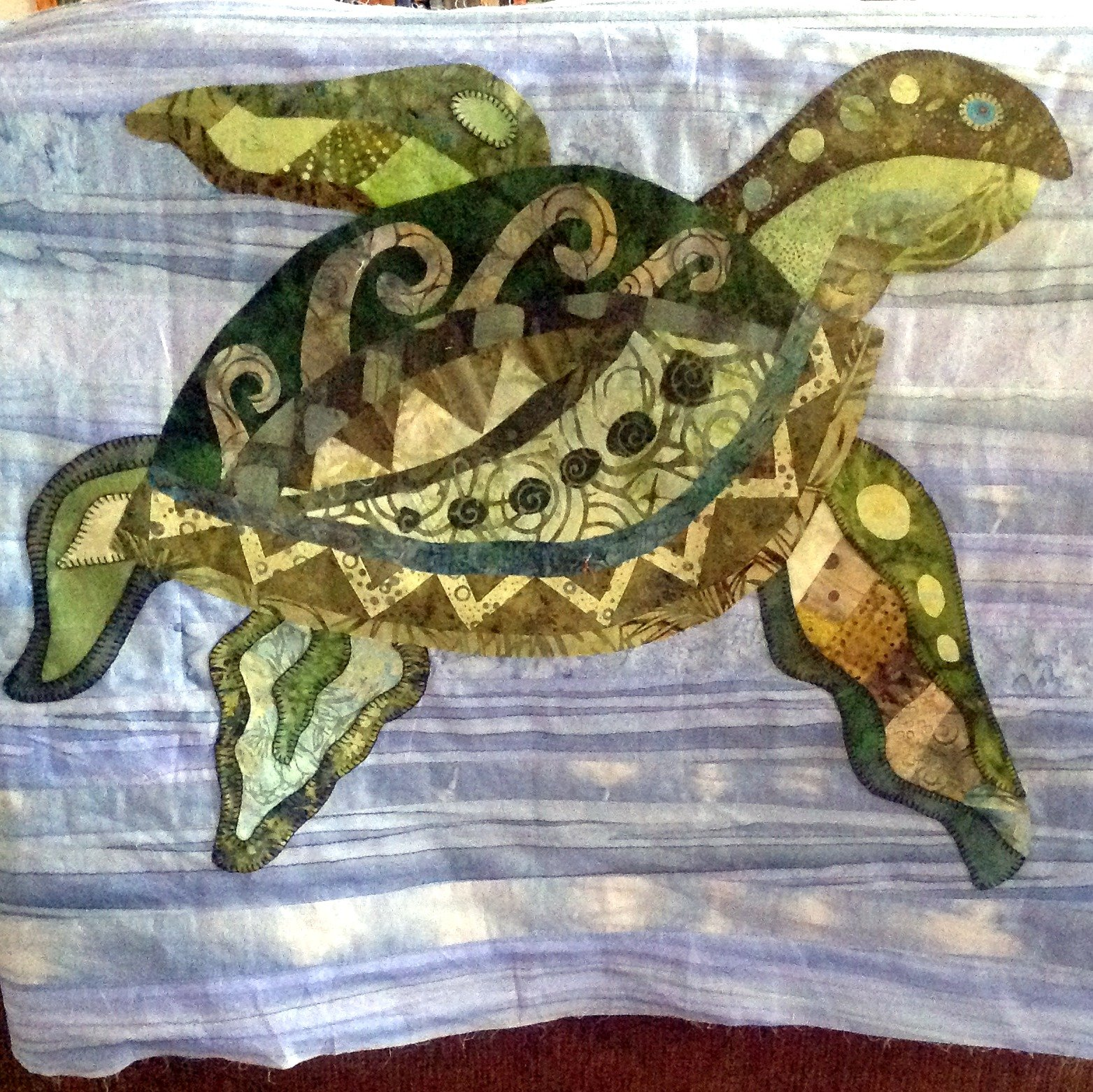 Myrtle Turtle Quilt Pattern By Bj Designs