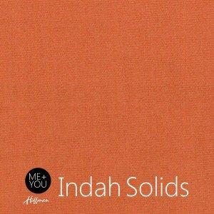 Indah Hand-Dyed Solids Terra Cotta