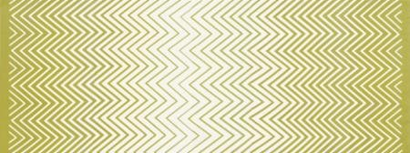 Simply Colorful II Zig Zag Ombre Chartreuse