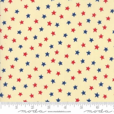 Sew American Stars Forever Cream