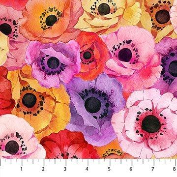 April Showers Lavender Poppies