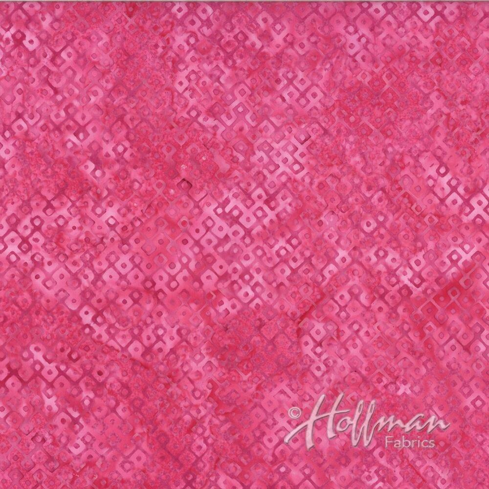 Bali Batik Diamond Link Pink