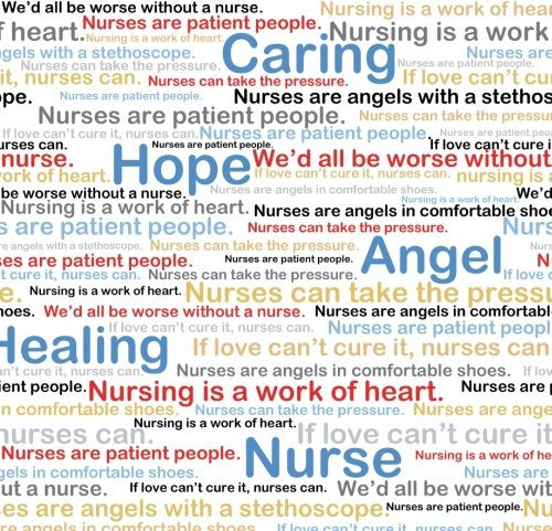 Calling All Nurses Multi Words