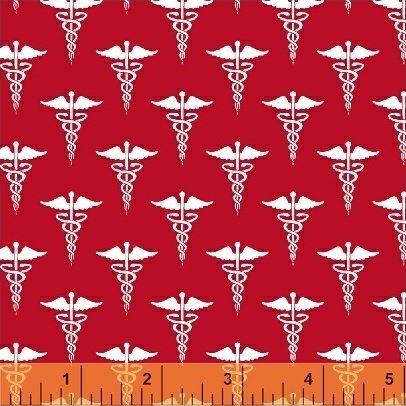 Calling All Nurses Red Nurse Symbol