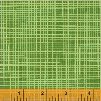 Colors & Count Grid Green