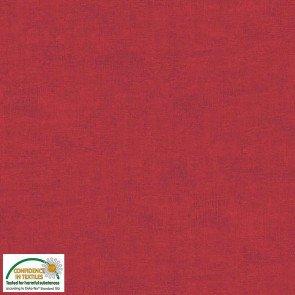Melange Basic Cardinal Red