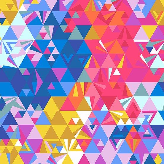 Remix Geometry Sunset