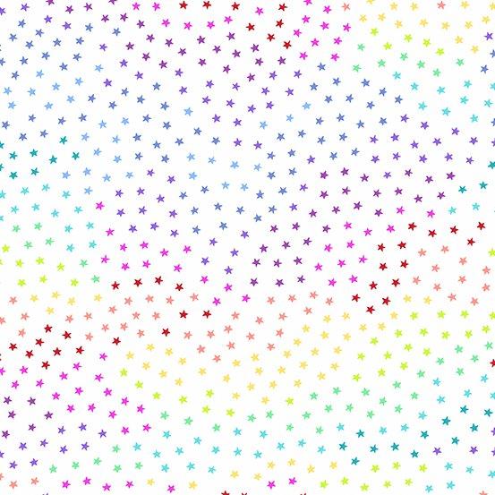 Star Bright Daylight Rainbow Stars