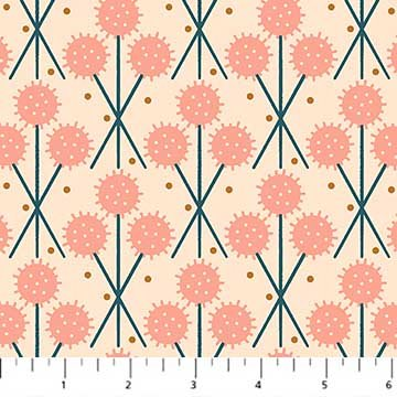Treehouse 90067-21 Pink Floral